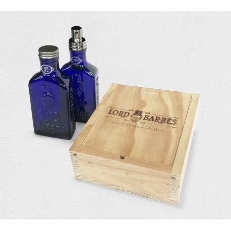 Gin & parfum de gin Lord of Barbès