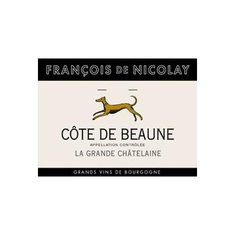 François de Nicolay Côte de Beaune blanc 2018