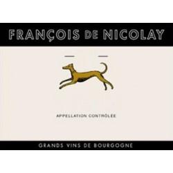 François de Nicolay Pinot noir 2018