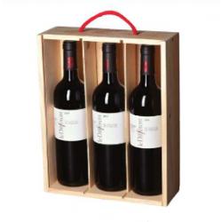 Caisse magnum grand vin de Bordeaux