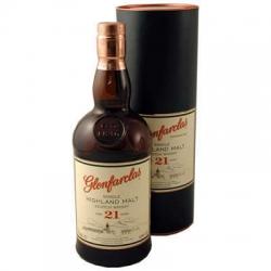 whisky Glenfarclas 21 ans