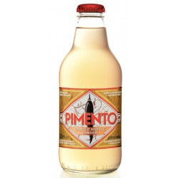 Pimento ginger drink