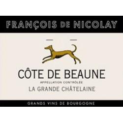 François de Nicolay Côte de Beaune blanc 2017